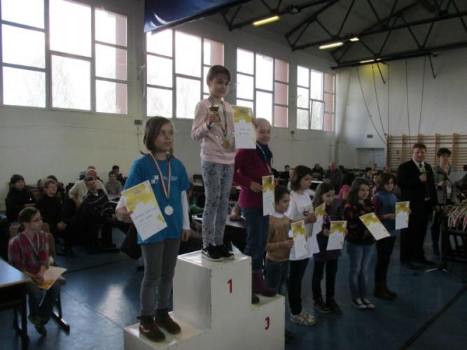 Miskolc, Egyéni Korcsoportos Sakk Diákolimpia, 2015