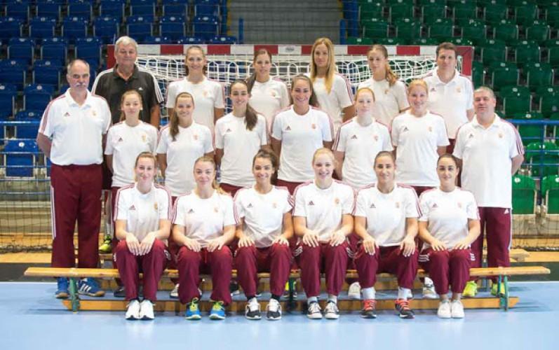 Akire büszkék vagyunk: Gindeli Panna az U20-as női Junior Kézilabda Villágbajnokságon
