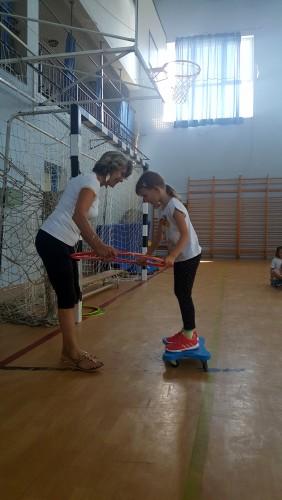 Továbbképzés- Mozgásprogram eltérő fejlődésmenetű 0-8 éves korosztály számára, 30 órás képzés, Tótszőllősy Tünde közreműködésével