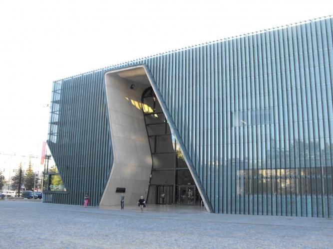 Tanári konferencia a varsói Polin Múzeumban